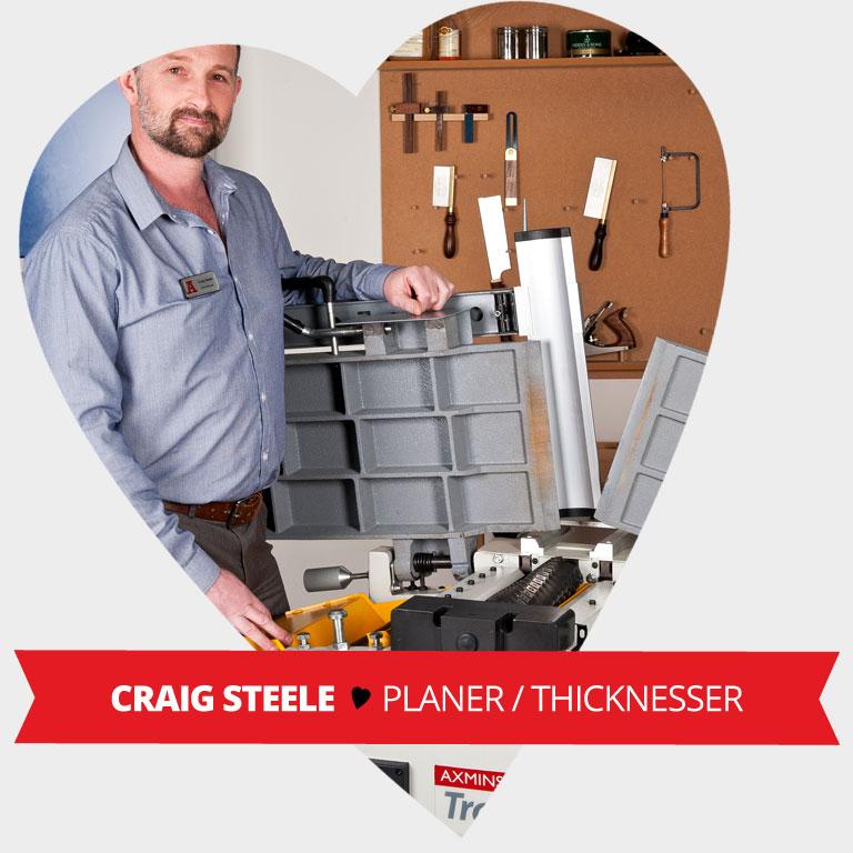Staff Valentine Pick - Simple planer / thicknesser