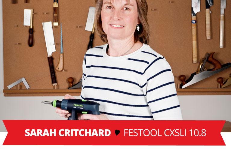 Staff Valentine Pick - Festool CXSLi 10.8