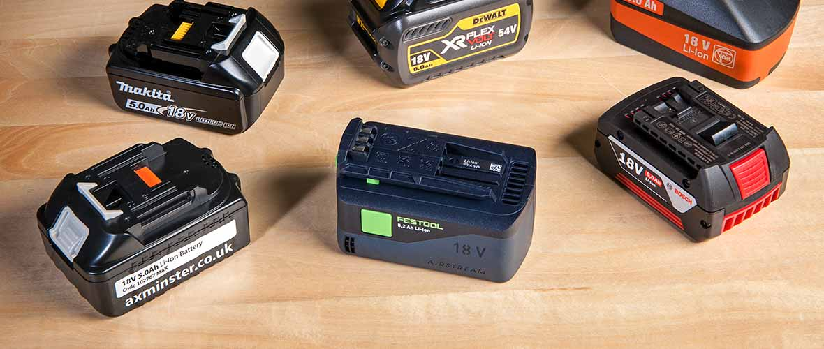 Batteries, Chargers & Radios