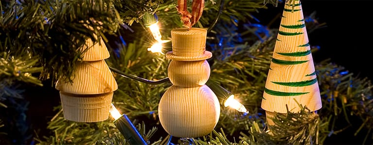 Woodturning Christmas Decorations Amp Gifts 1 Day