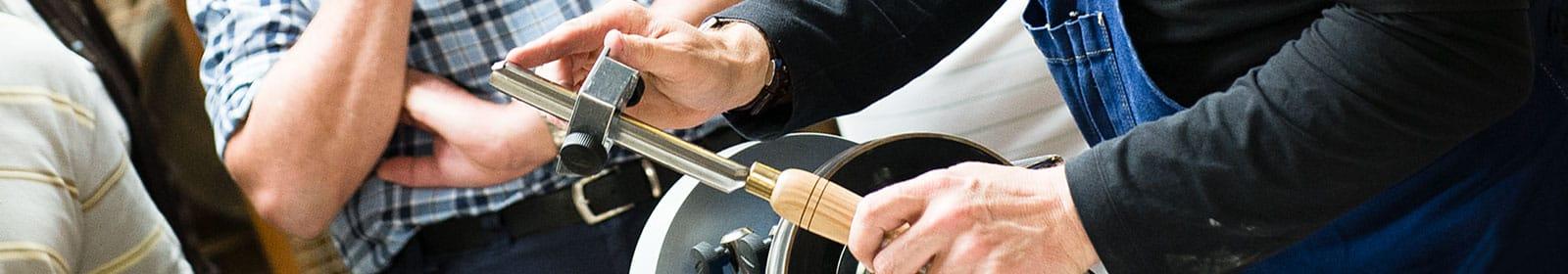 Tormek Woodturning Jigs