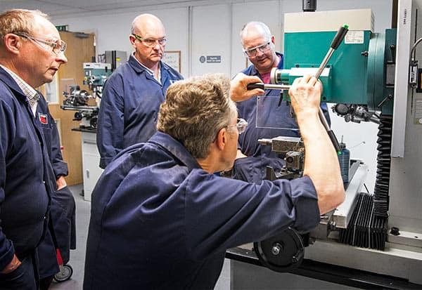 Gear Cutting Course