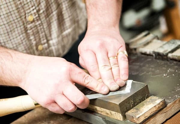 Tool Sharpening Course