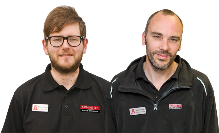 Axminster Store Manager and Deputy Mangager