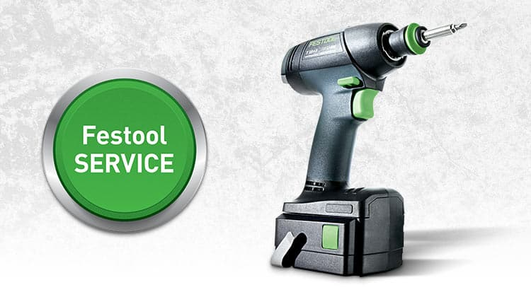 Festool Warranty all-inclusive